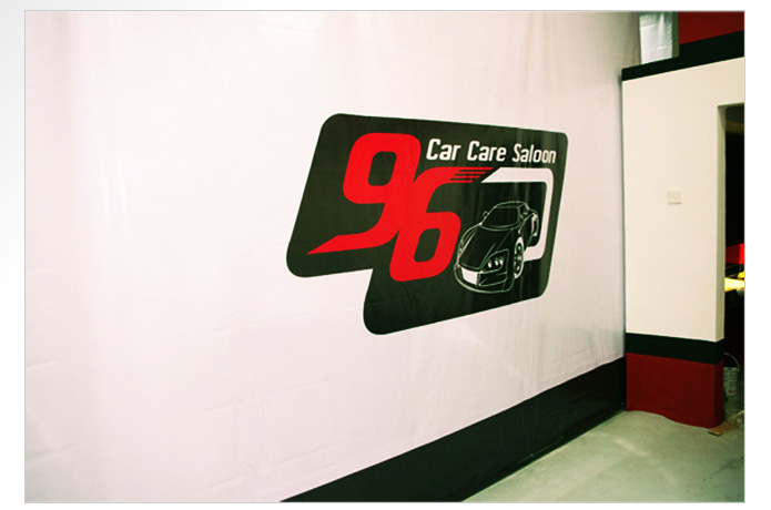 96 Car Care Saloon Divider