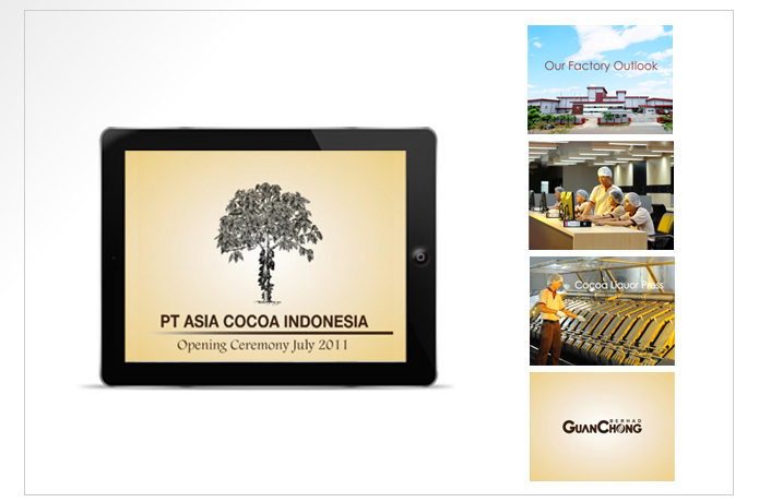 PT Asia Cocoa Indonesia Slideshow
