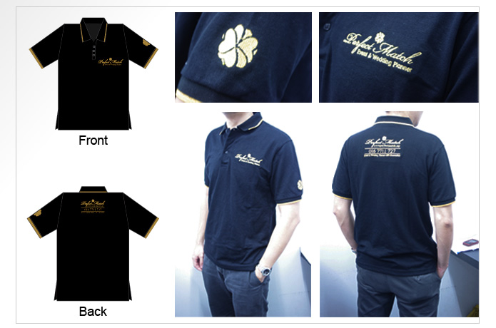 Prefect Match Polo-T Design