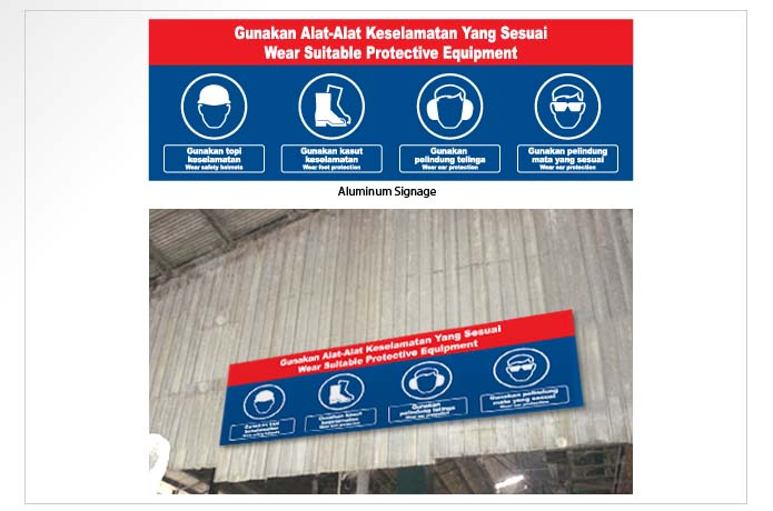 Dynaciate Safety Signboard 3