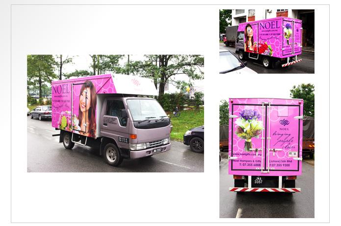 Malaysia Custom Vehicle Wraps Johor Bahru Car Stickers